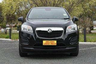 2016 Holden Trax TJ MY17 LS Black 6 Speed Automatic Wagon.
