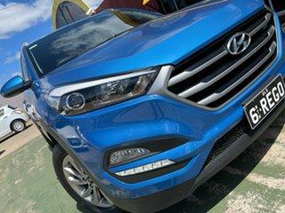 2017 Hyundai Tucson TL2 MY18 Active 2WD 6 Speed Sports Automatic Wagon.