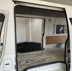 2015 Toyota HiAce KDH221R High Roof Super LWB White 4 Speed Automatic Van