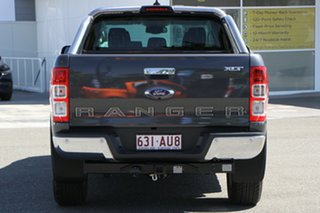 2021 Ford Ranger PX MkIII 2021.25MY XLT Hi-Rider Grey 6 Speed Sports Automatic Double Cab Pick Up