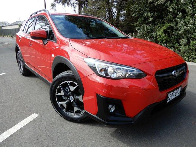 Used Subaru XV G5X MY18 2.0i Lineartronic AWD Glenelg, 2017 Subaru XV G5X MY18 2.0i Lineartronic AWD Red 7 Speed Constant Variable Wagon