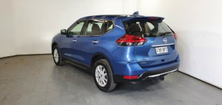 2017 Nissan X-Trail T32 Series II TS X-tronic 4WD Blue 7 Speed Constant Variable Wagon
