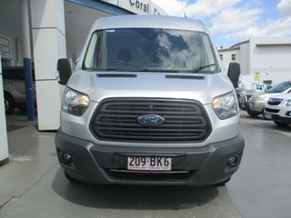 2016 Ford Transit VO MY17.25 350L (LWB) FWD Mid Roof Silver 6 Speed Automatic Van