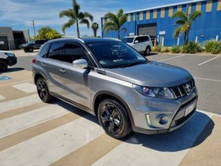 2017 Suzuki Vitara LY S Turbo (2WD) Grey 6 Speed Automatic Wagon.