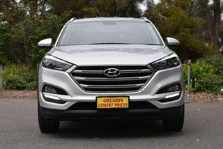 2017 Hyundai Tucson TL2 MY18 Elite AWD Silver 6 Speed Sports Automatic Wagon.