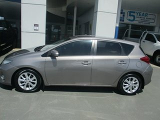 2015 Toyota Corolla ZRE182R Ascent Bronze 7 Speed CVT Auto Sequential Hatchback.