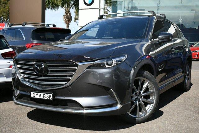 Used Mazda CX-9 MY18 Azami (AWD) Brookvale, 2018 Mazda CX-9 MY18 Azami (AWD) Grey 6 Speed Automatic Wagon