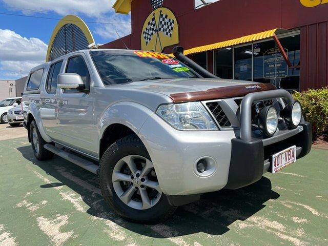 Used Nissan Navara D40 S7 Titanium Toowoomba, 2014 Nissan Navara D40 S7 Titanium 5 Speed Sports Automatic Utility