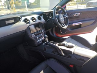 2016 Ford Mustang FM Fastback SelectShift Ruby Red 6 Speed Sports Automatic Fastback