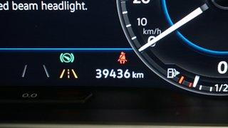 2018 Volkswagen Golf 7.5 MY18 110TSI DSG Highline Blue 7 Speed Sports Automatic Dual Clutch
