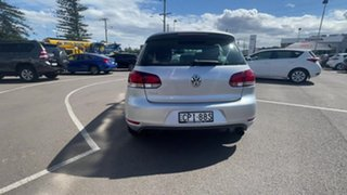 2012 Volkswagen Golf VI MY13 GTI DSG Silver 6 Speed Sports Automatic Dual Clutch Hatchback.