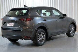 2017 Mazda CX-5 KE1022 Maxx SKYACTIV-Drive i-ACTIV AWD Sport Grey 6 Speed Sports Automatic Wagon