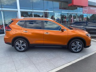 2021 Nissan X-Trail T32 MY21 ST-L X-tronic 2WD Copper Blaze 7 Speed Constant Variable Wagon.