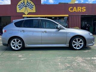 2008 Subaru Impreza G3 MY09 RS AWD 4 Speed Sports Automatic Hatchback.