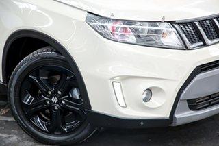 2016 Suzuki Vitara LY S Turbo 2WD Beige 6 Speed Sports Automatic Wagon.