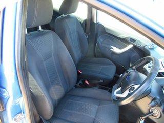 2009 Ford Fiesta WS Zetec Blue 5 Speed Manual Hatchback