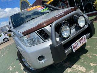 2014 Nissan Navara D40 S7 Titanium 5 Speed Sports Automatic Utility.