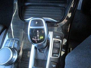 2016 BMW X3 F25 LCI xDrive30d Steptronic White 8 Speed Sports Automatic Wagon