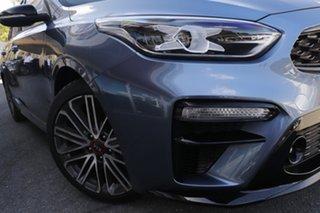 2021 Kia Cerato BD MY21 GT DCT Horizon Blue 7 Speed Sports Automatic Dual Clutch Sedan.
