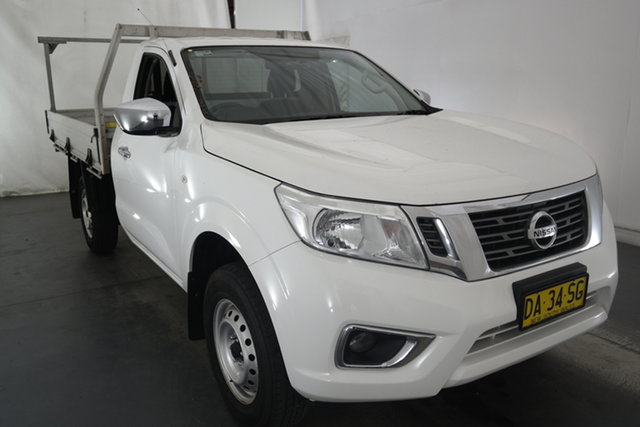 Used Nissan Navara D23 S3 RX 4x2 Maryville, 2019 Nissan Navara D23 S3 RX 4x2 White 6 Speed Manual Cab Chassis