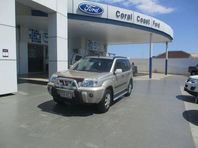 Used Nissan X-Trail T30 MY06 ST (4x4) Bundaberg, 2007 Nissan X-Trail T30 MY06 ST (4x4) Gold 4 Speed Automatic Wagon