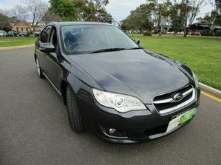 2008 Subaru Liberty MY08 2.5I Grey 4 Speed Auto Elec Sportshift Sedan.