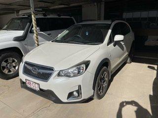 2015 Subaru XV MY14 2.0I-S White Continuous Variable Wagon.