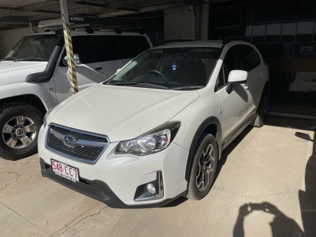 Used Subaru XV MY14 2.0I-S Emerald, 2015 Subaru XV MY14 2.0I-S White Continuous Variable Wagon