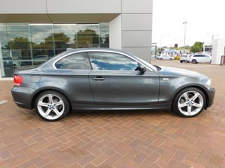 2012 BMW 1 Series E82 LCI MY0312 125i Steptronic Grey 6 Speed Sports Automatic Coupe.