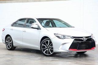 2016 Toyota Camry ASV50R Atara SX Silver 6 Speed Sports Automatic Sedan.