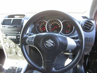 2006 Suzuki Grand Vitara JB JX Black 5 Speed Manual Hardtop