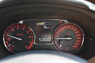 2014 Subaru WRX MY15 Premium (AWD) Red 6 Speed Manual Sedan