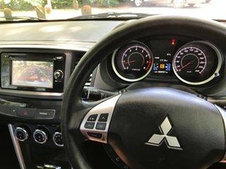 2017 Mitsubishi Lancer CF MY17 ES Sport Silver 6 Speed CVT Auto Sequential Sedan