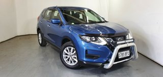 2017 Nissan X-Trail T32 Series II TS X-tronic 4WD Blue 7 Speed Constant Variable Wagon.