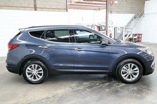 2016 Hyundai Santa Fe DM3 MY16 Elite Blue 6 Speed Sports Automatic Wagon