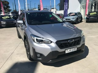 2021 Subaru XV G5X MY21 2.0i-S Lineartronic AWD Ice Silver 7 Speed Constant Variable Wagon.