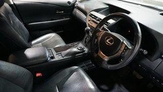 2013 Lexus RX AGL10R MY12 RX270 White 6 Speed Sports Automatic Wagon