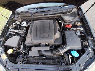 2010 Holden Berlina VE MY10 Black 6 Speed Sports Automatic Sedan