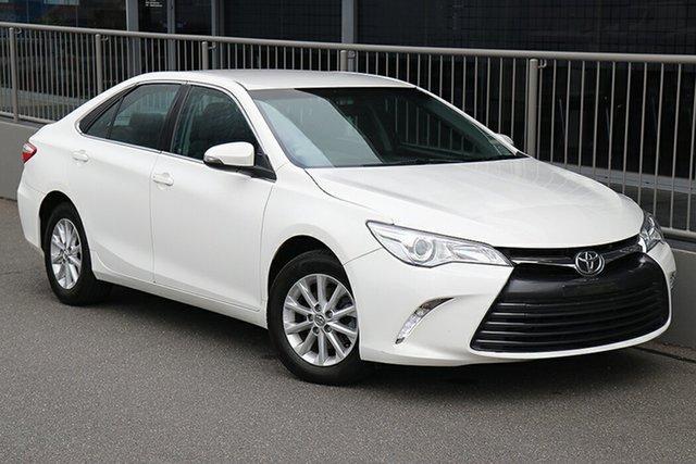 Pre-Owned Toyota Camry ASV50R Altise Preston, 2017 Toyota Camry ASV50R Altise White 6 Speed Sports Automatic Sedan