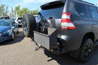 2016 Toyota Landcruiser Prado GDJ150R GXL Black 6 Speed Sports Automatic Wagon