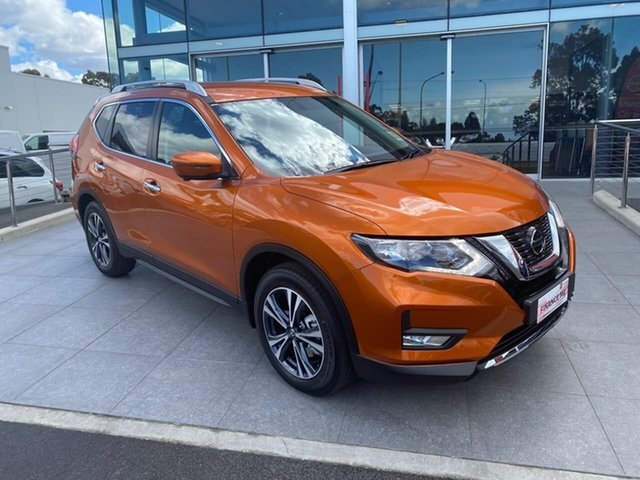 New Nissan X-Trail T32 MY21 ST-L X-tronic 2WD Liverpool, 2021 Nissan X-Trail T32 MY21 ST-L X-tronic 2WD Copper Blaze 7 Speed Constant Variable Wagon