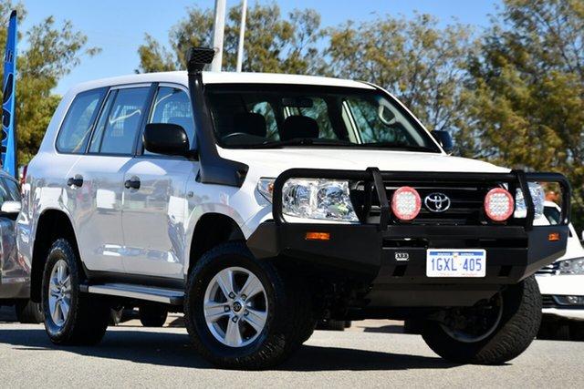 Used Toyota Landcruiser VDJ200R MY13 GX Clarkson, 2014 Toyota Landcruiser VDJ200R MY13 GX White 6 Speed Sports Automatic Wagon