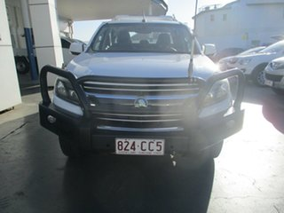 2017 Holden Colorado LS LS (4x4) White 6 Speed Automatic Dual Cab Chassis