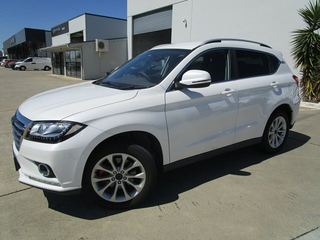 Used Haval H2 City 2WD Caboolture, 2019 Haval H2 City 2WD White 6 Speed Sports Automatic Wagon