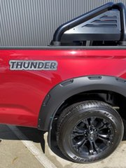 2021 Mazda BT-50 TFS40J Thunder Red Volcano 6 Speed Sports Automatic Utility