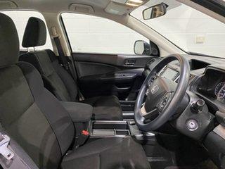 2016 Honda CR-V RM Series II MY17 VTi Taffeta White 5 Speed Automatic Wagon.