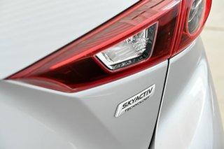 2016 Mazda 3 BM5278 Touring SKYACTIV-Drive Silver 6 Speed Sports Automatic Sedan