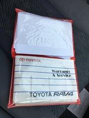 2002 Toyota RAV4 ACA21R Cruiser Black 5 Speed Manual Wagon