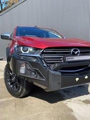 2021 Mazda BT-50 TFS40J Thunder Red Volcano 6 Speed Sports Automatic Utility.