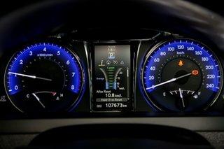 2016 Toyota Camry ASV50R Atara SX Silver 6 Speed Sports Automatic Sedan